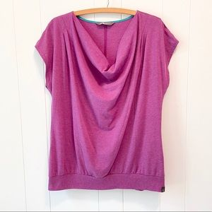 The North Face Cowl Neck Dolman Sleeve Top